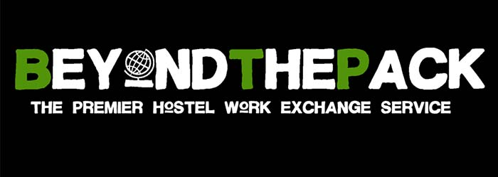Beyond The Pack - Hostel Work Exchange Service