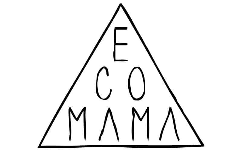 ECOMAMA Hotel Logo