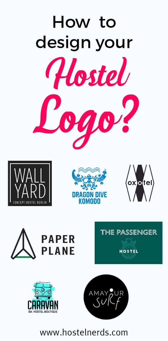27 Hostel Logos to Inspire your own Corporate Hostel Design