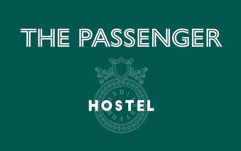 The Passenger Hostel Logo