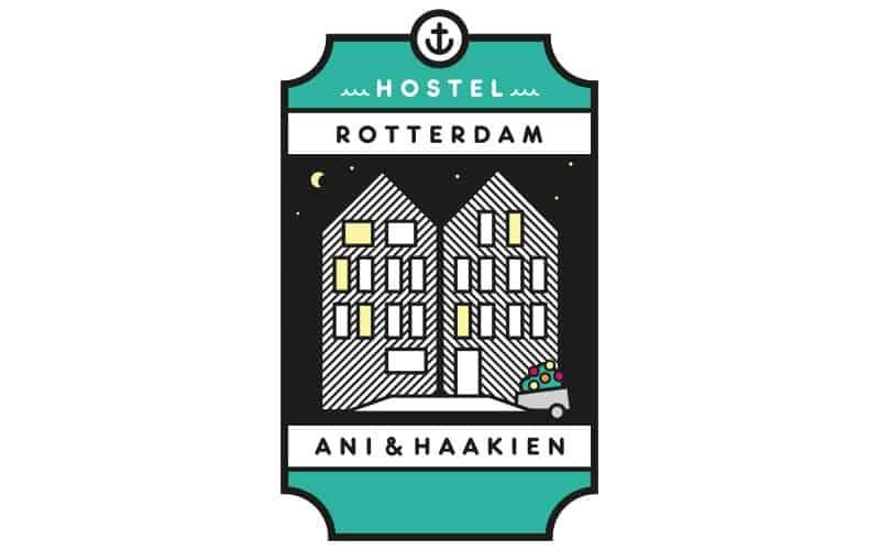 Ani Haakien Hostel in Rotterdam
