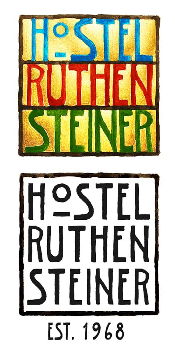 Hostel Ruthensteiner Logo