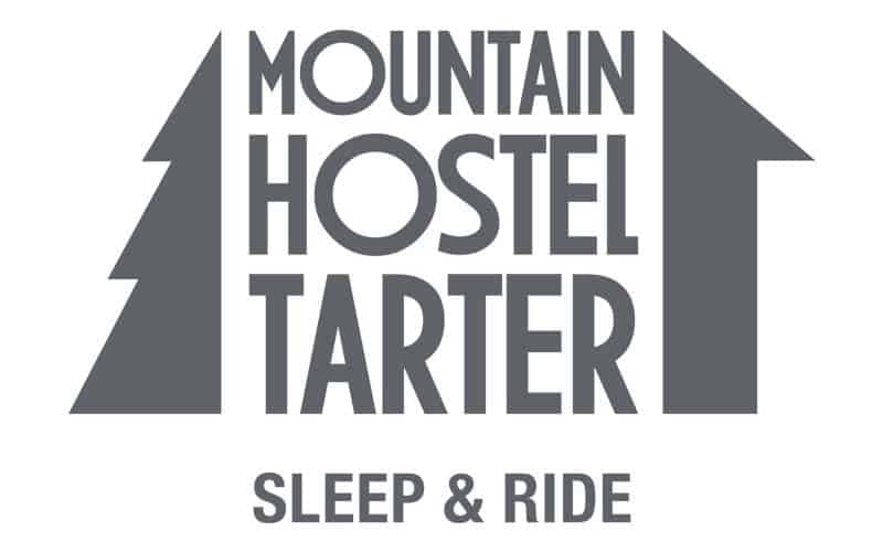 Mountain Hostel Logo in PNG