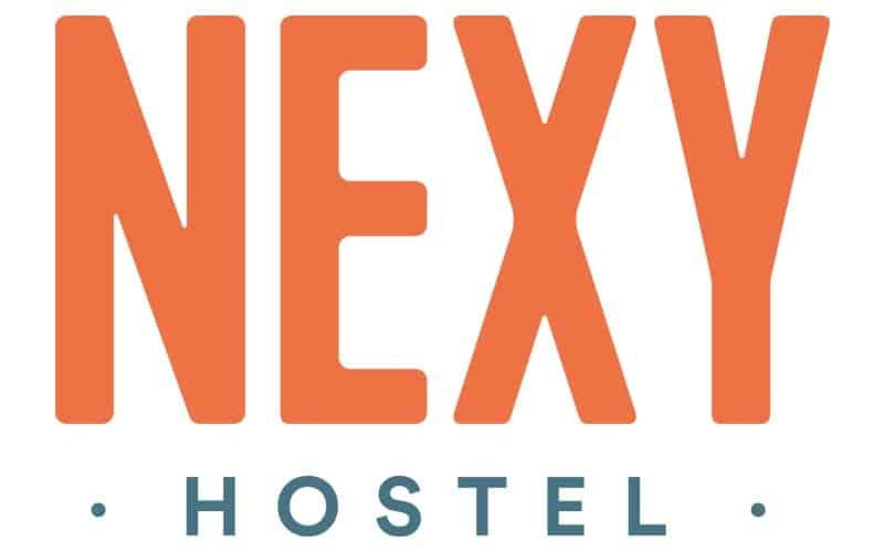 NEXY Hostels Logo in Hanoi