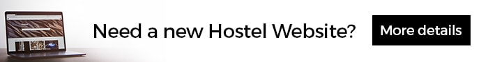 Hostel Website Design and Template Examples